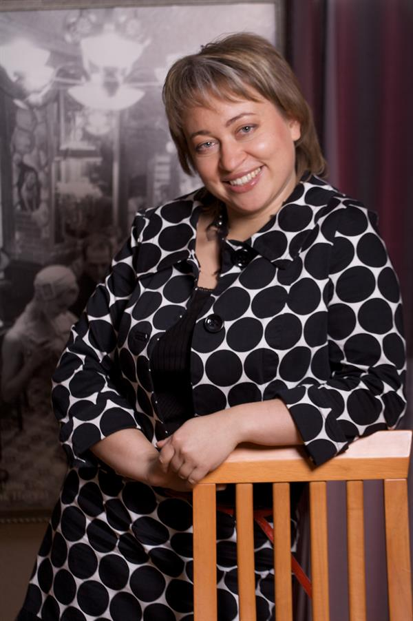 Svetlana D - PFUR University Moscow, Tourism Institute