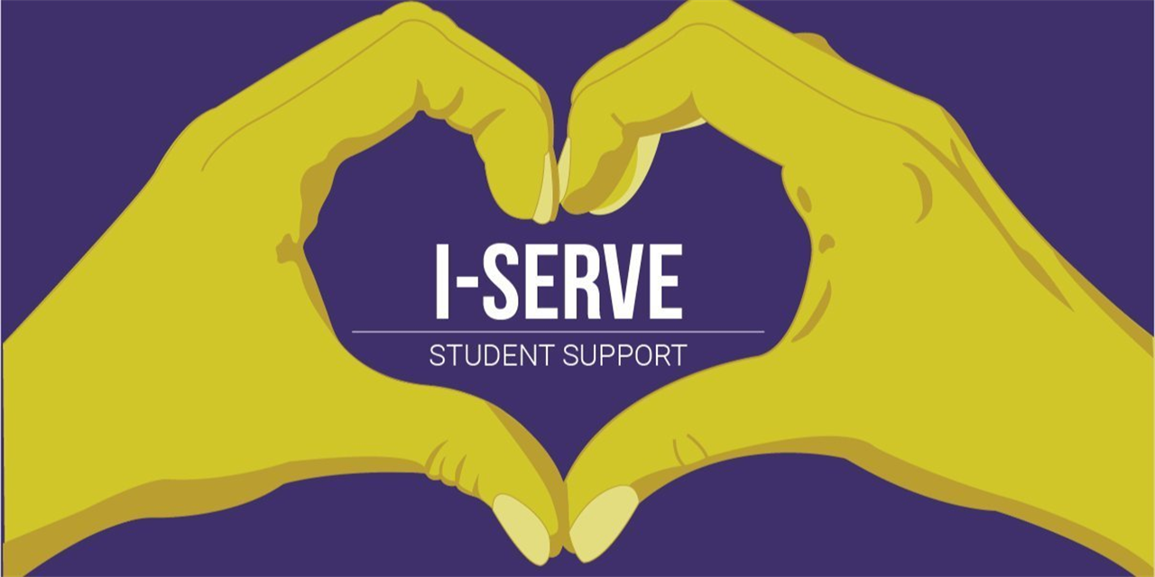 I-Serve Info Meeting Event Logo