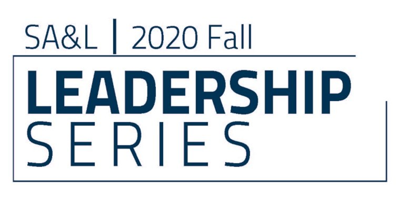 2020 CWRU Fall Leadership Series Event Logo
