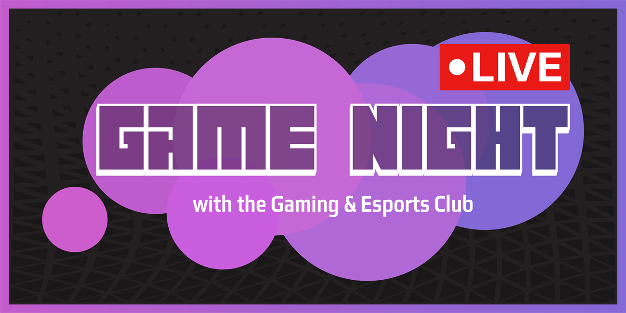 Game Night [●LIVE] Event Logo