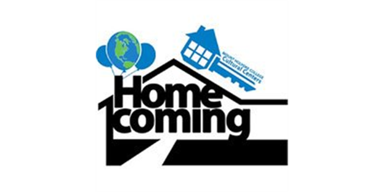 The Eliana Ortega Cultural Center Homecoming Event Logo