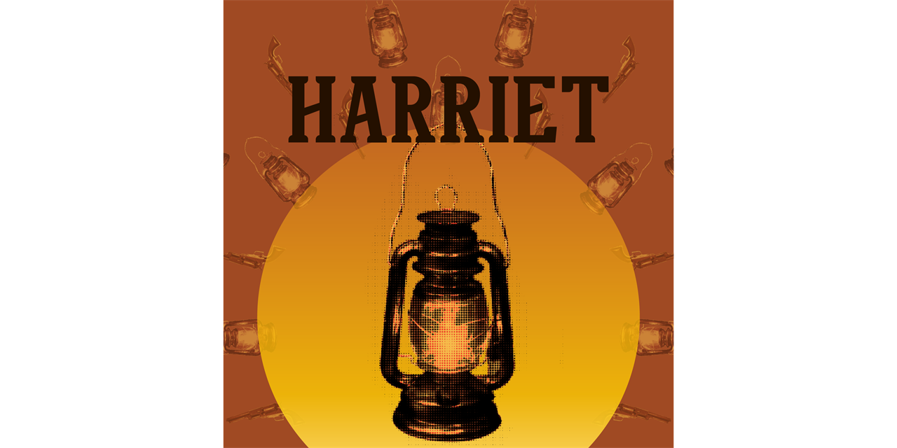 CAB Cinema Present: Harriet Event Logo