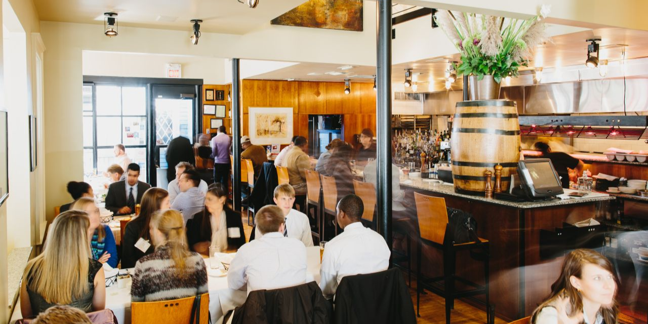 Cancelled - Spring 2020 Atlanta Alumni Small Group Lunches - South City Kitchen (Midtown)
