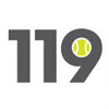 119th Tennis Association's logo
