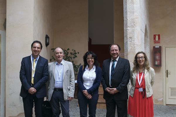 AMFORHT Board Members at ETB - 2015 Forum
