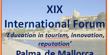 Forum mondial AMFORHT - World forum (Palma de Mallorca, Espagne) - Inscriptions ouvertes! Event Logo