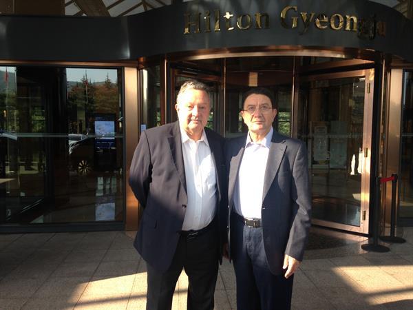 Taleb RIFAI and Francesco FRANGIALLI 2016