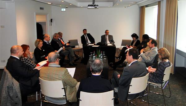 AMFORHT Board Meeting - 23rd March Luxembourg