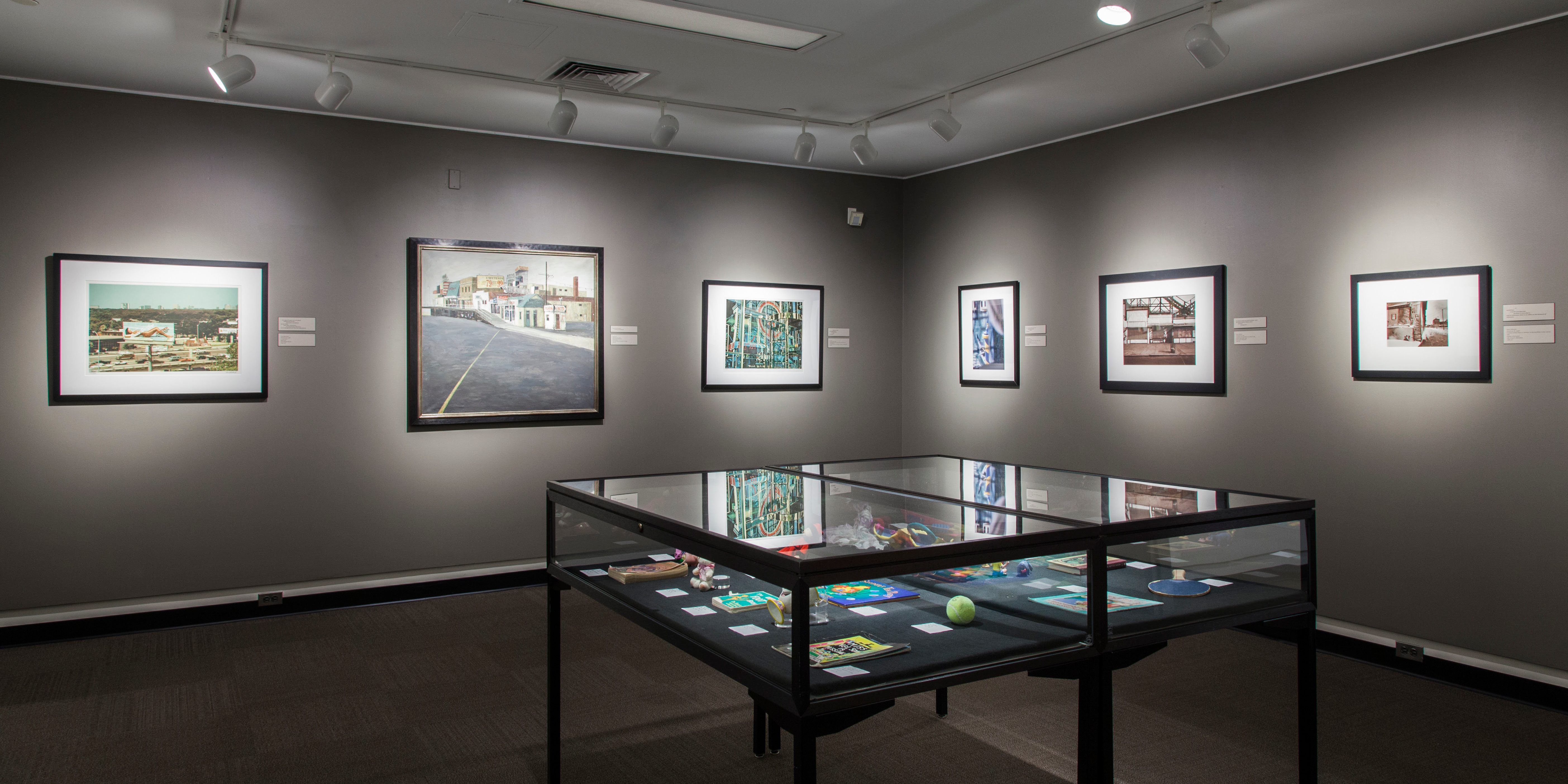Student-Curated Exhibitions Reception