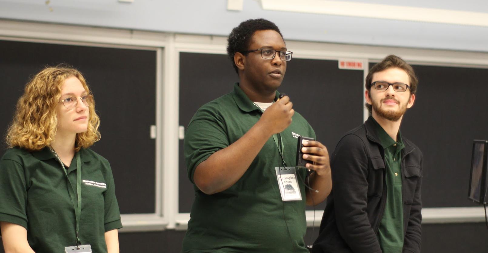 Binghamton University Student Ambassador Event Training