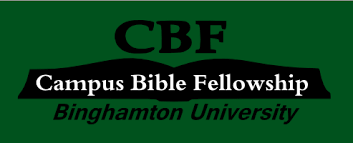 Campus Bible Fellowship Weekly Meeting