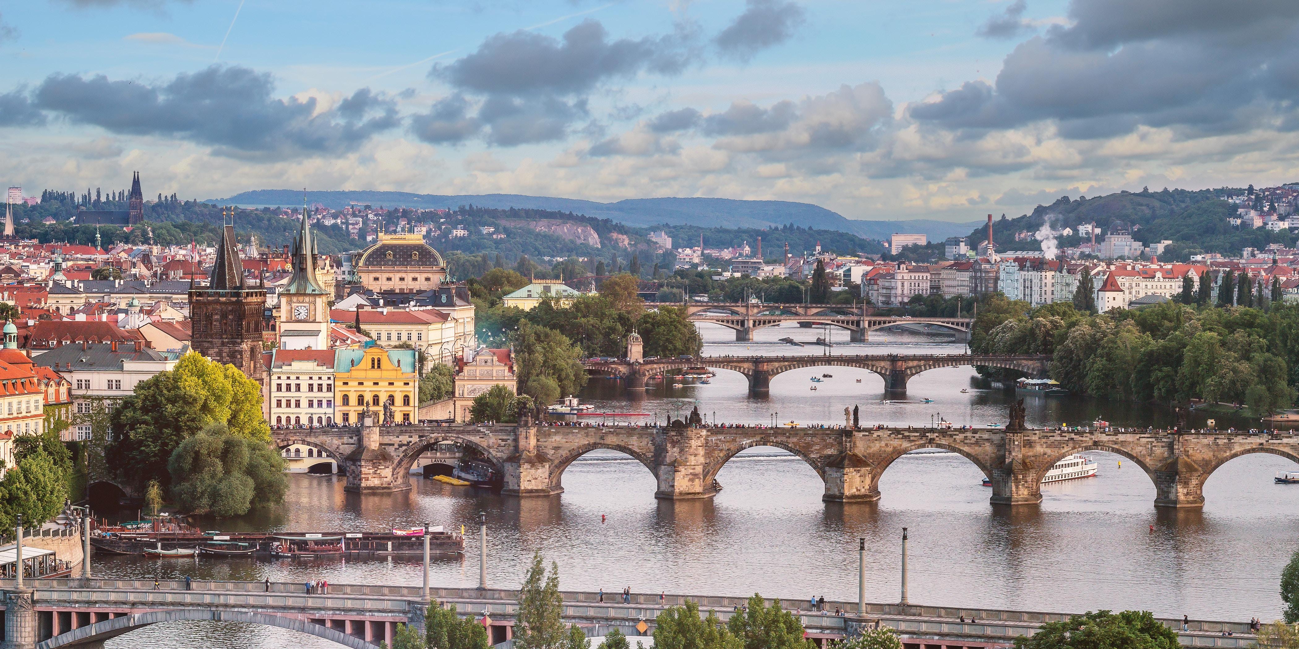 Education Abroad - Prague, Czech Republic