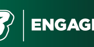 B-Engaged: Touchless & Virtual Attendance Tracking Event Logo