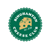 Binghamton Cheese Club's logo
