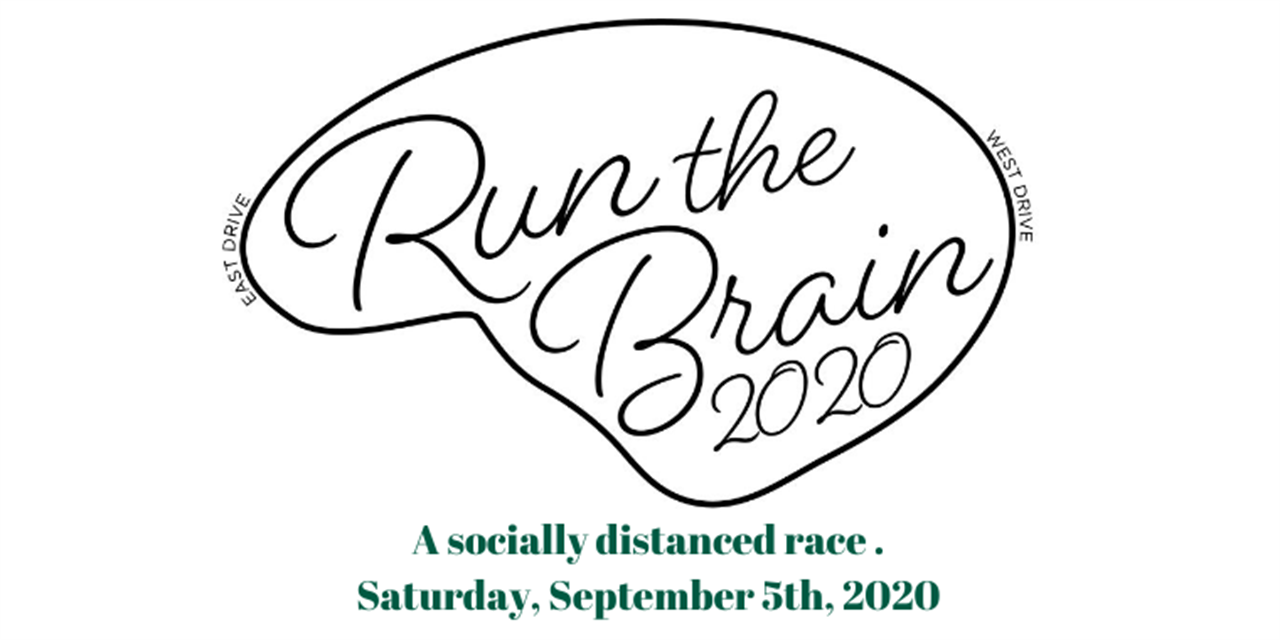 Run the Brain 2020 Event Logo