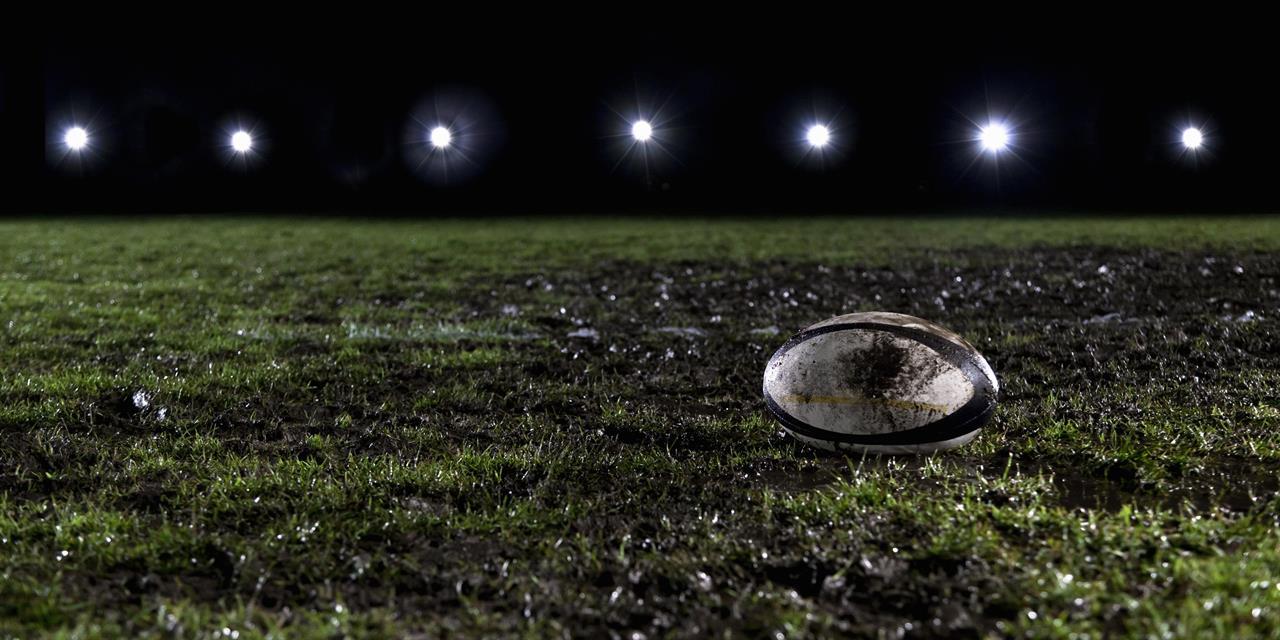 Rugby No-Show Fee Event Logo