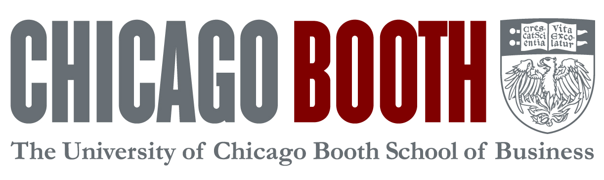 Chicago Booth School of Business Logo Image.