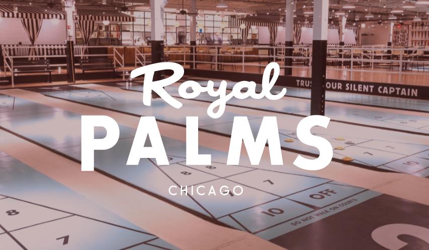Royal Palms - Student & Alumni Mixer