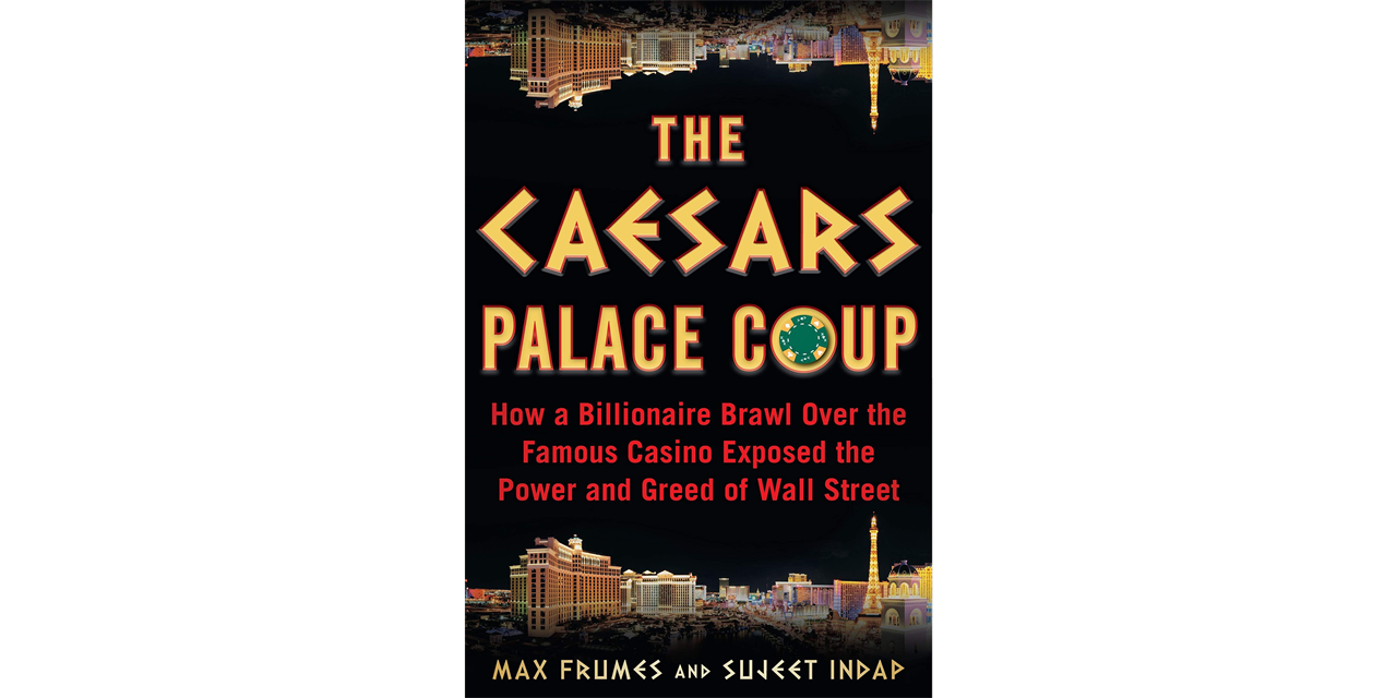 The Caesar's Palace Coup - A Discussion with the Authors Event Logo