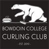 Bowdoin College Curling's logo
