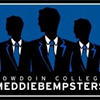 The Bowdoin College Meddiebempsters's logo