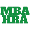 MBA Human Resources Association's logo
