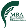 Broad Women MBA Association's logo