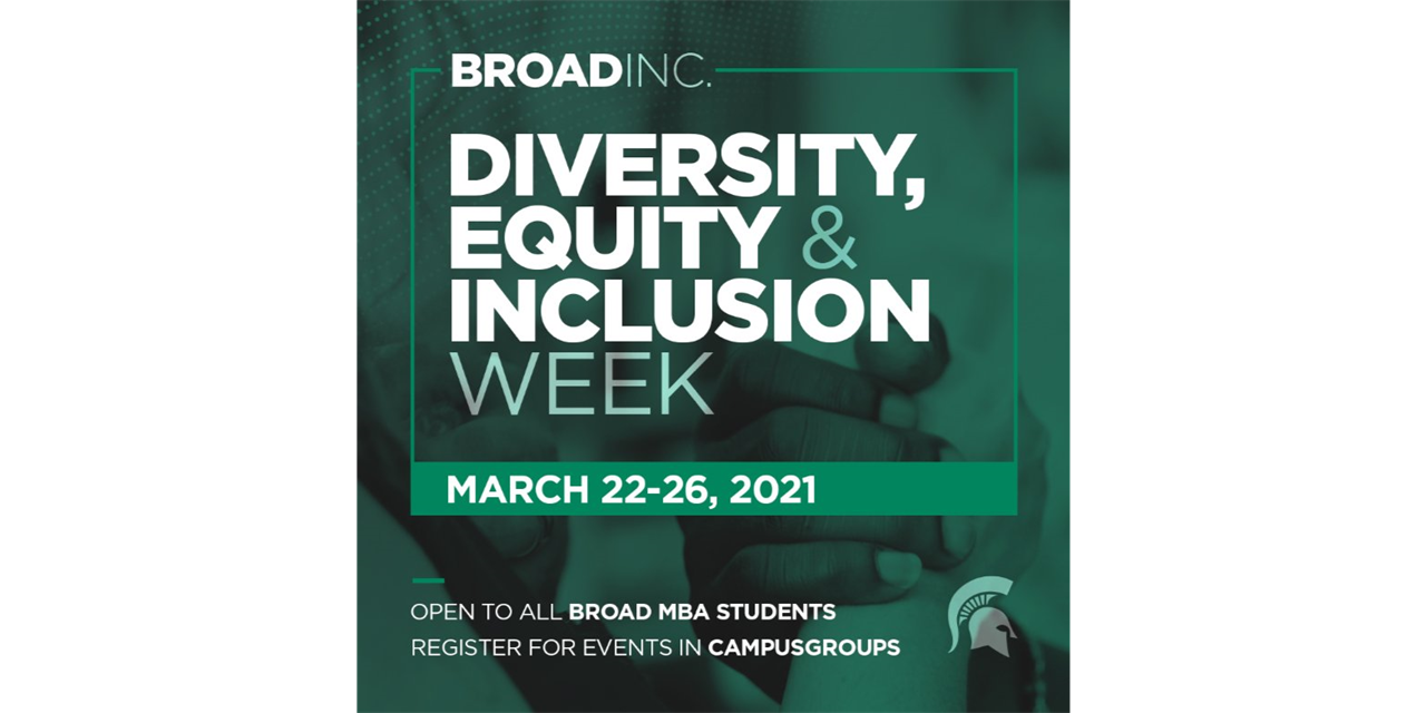 Broad Inc. - Keynote Address Event Logo