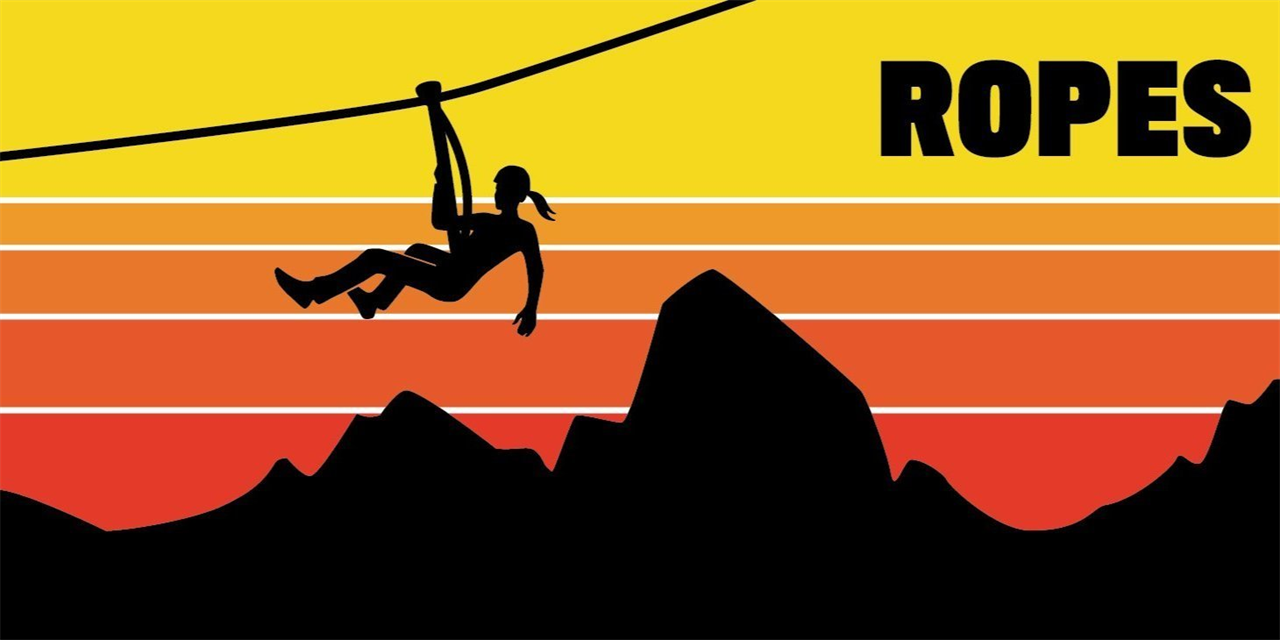 Drop-In at the Ropes Course Event Logo