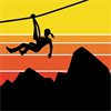 Ropes Course's logo
