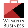 Women in Business Society's logo