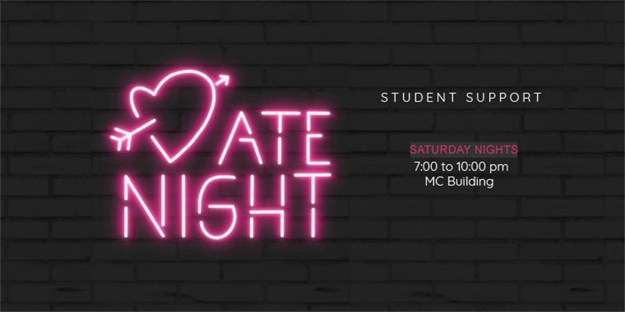 Date Night Event Logo