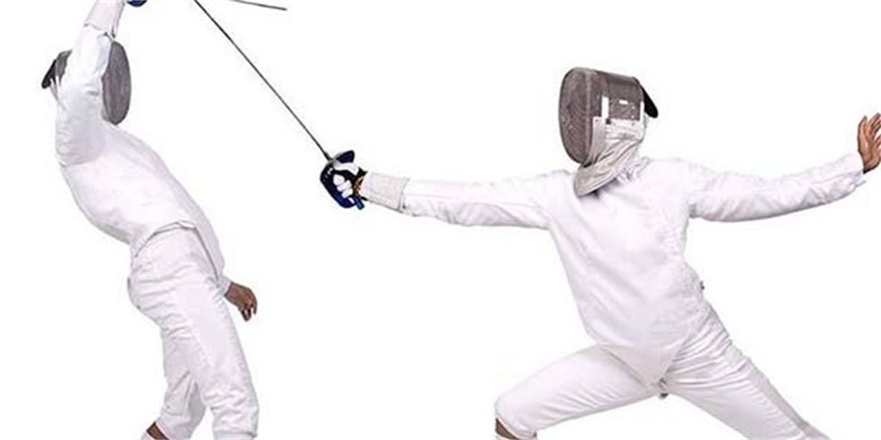Student Fencing Event Logo