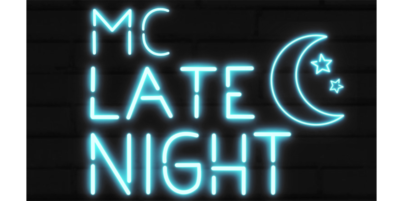 MC Late Night Event Logo
