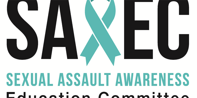 Sexual Assault Awareness Education Committee Group Banner
