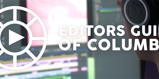 Editors Guild of Columbia Group Banner