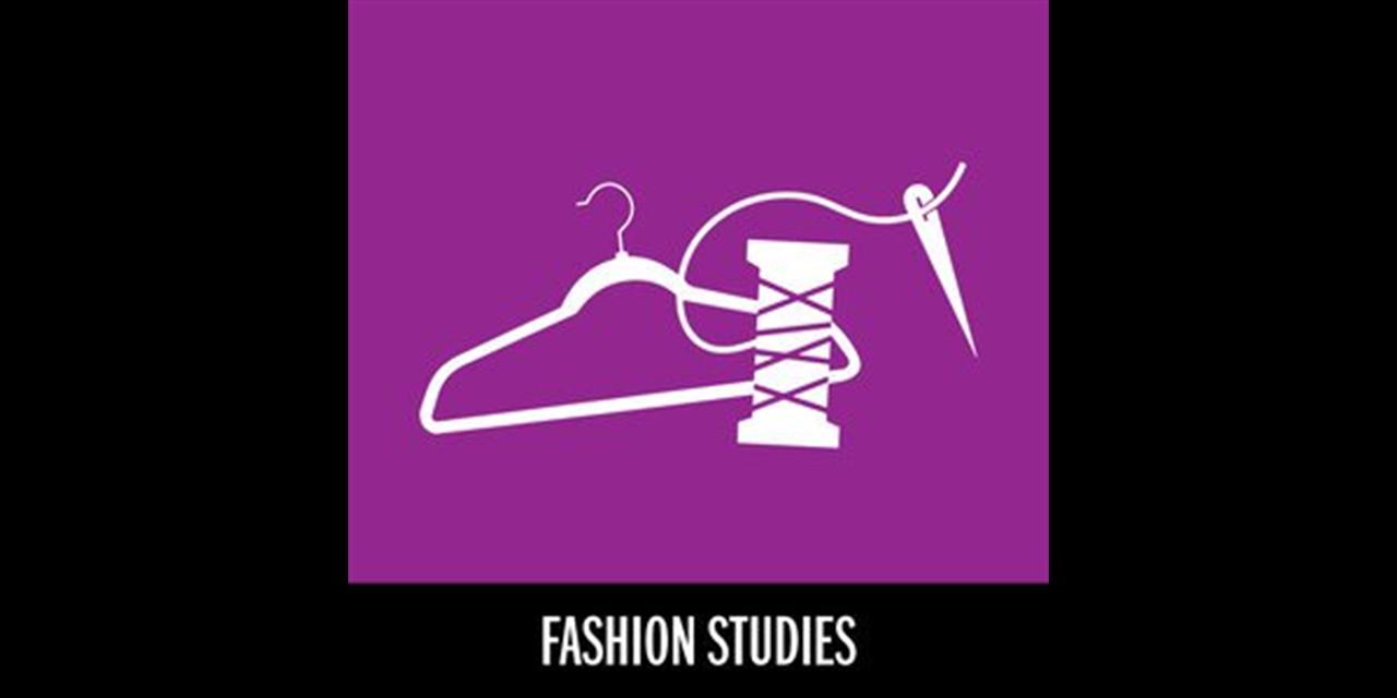 Connections: Fashion Studies Event Logo