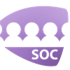 Student Organization Council (SOC)'s logo