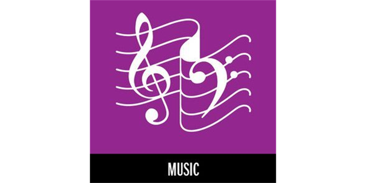 Connections: Music Event Logo