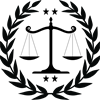 Black Ivy Pre-Law Society's logo