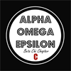 Alpha Omega Epsilon Professional Engineering Sorority's logo