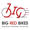 Big Red Bikes's logo
