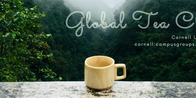 Global Tea Club at Cornell Group Banner
