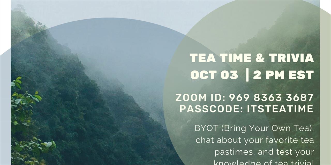 Tea Time and Trivia