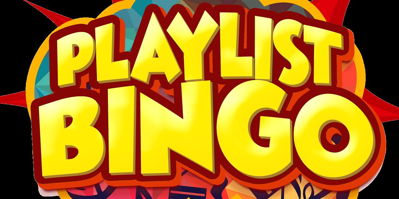 Playlist Bingo! Event Logo