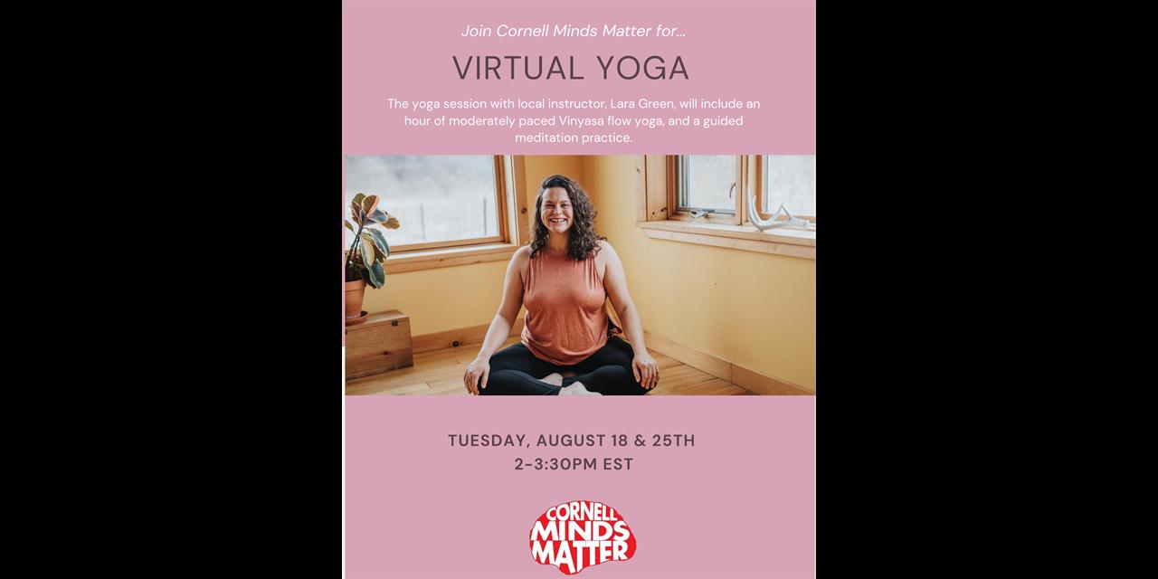Q Week: Yoga session with Lara Green