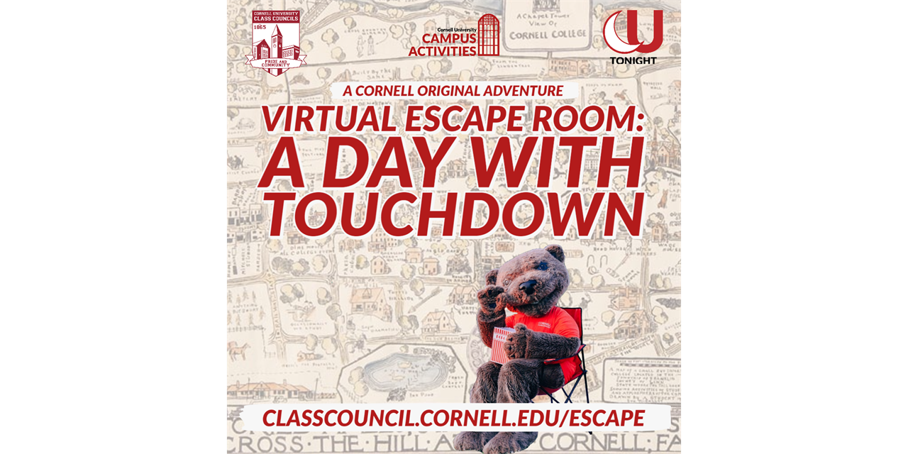 Q Week: Virtual Escape Room: A Day With Touchdown