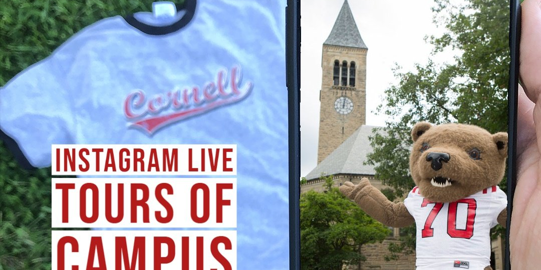 Instagram Live Story: Cornell Edition Event Logo