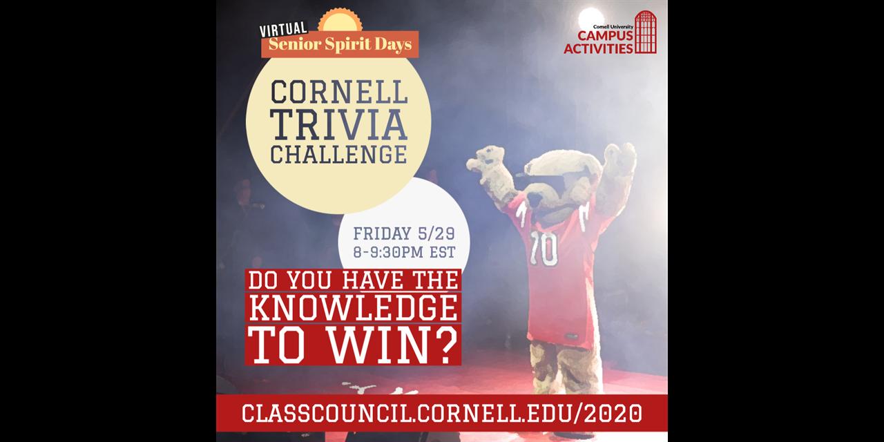 Cornell Trivia Challenge Event Logo