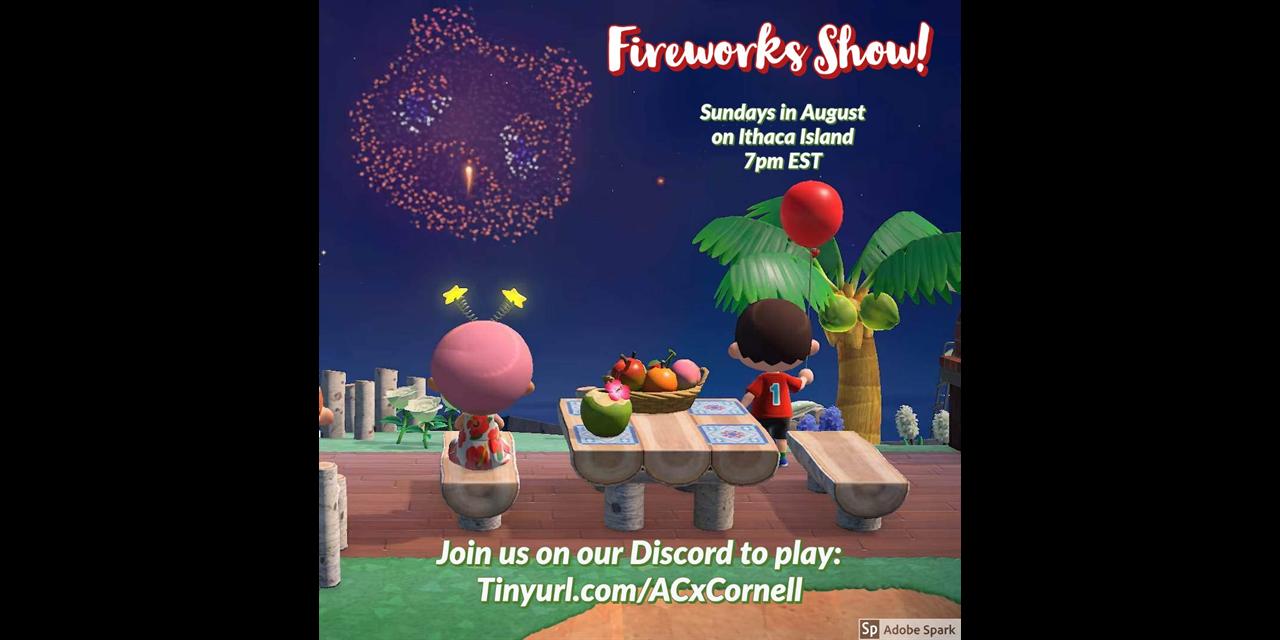 Animal Crossing: Fireworks Show
